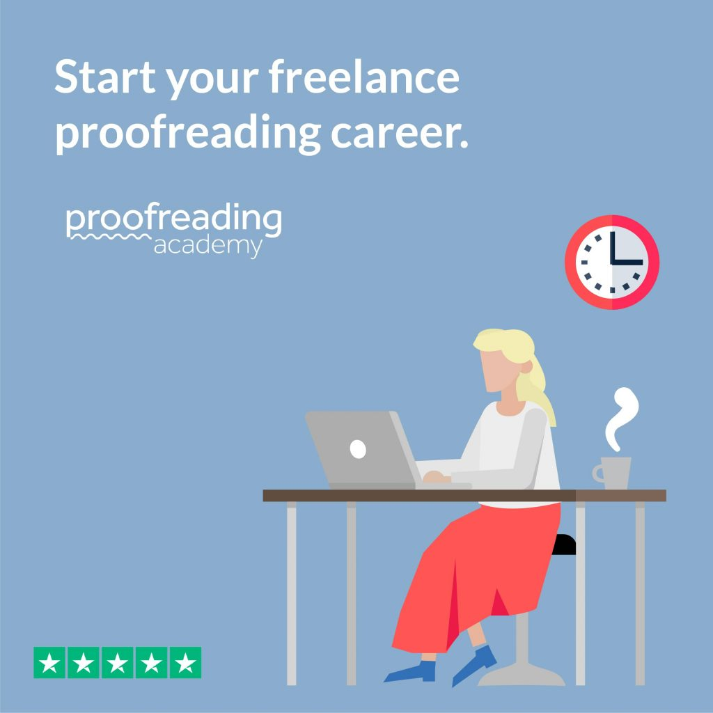 become certified proofreader