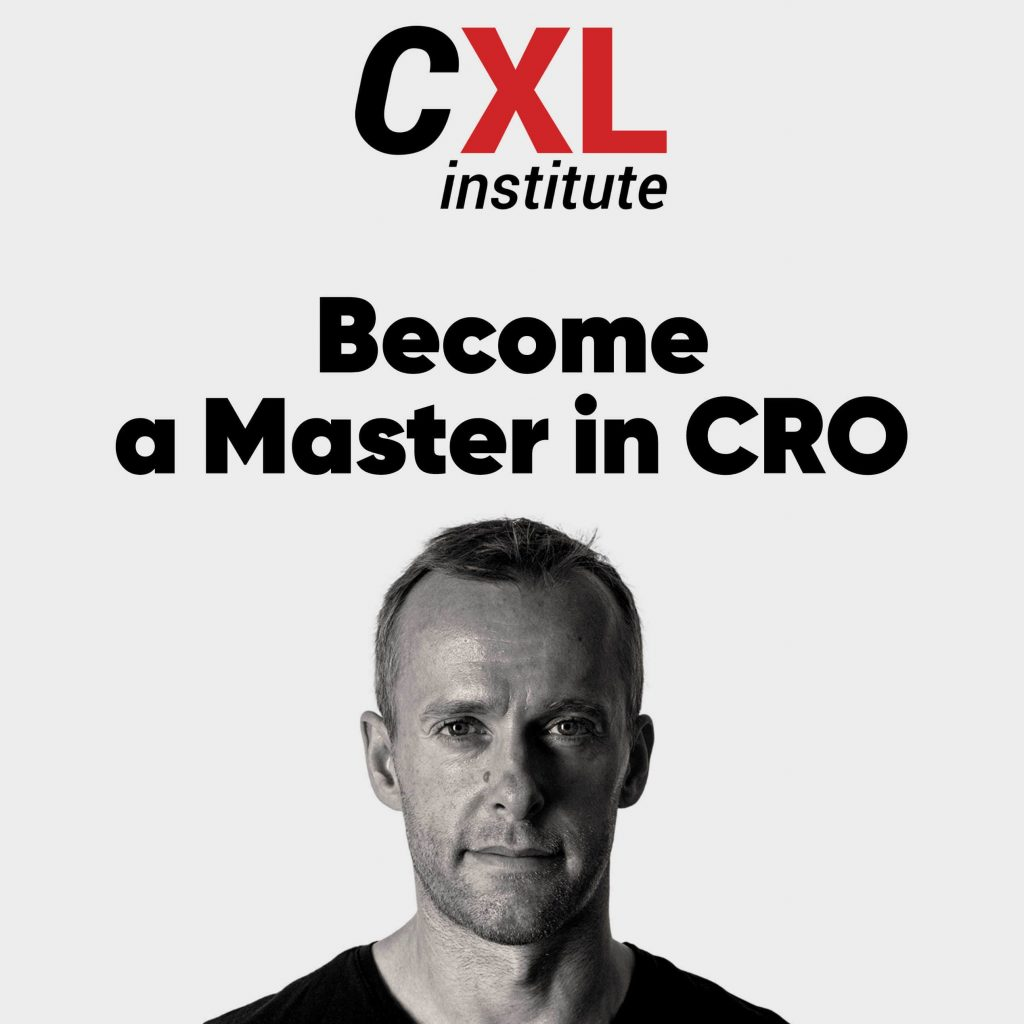 Become a Master in CRO